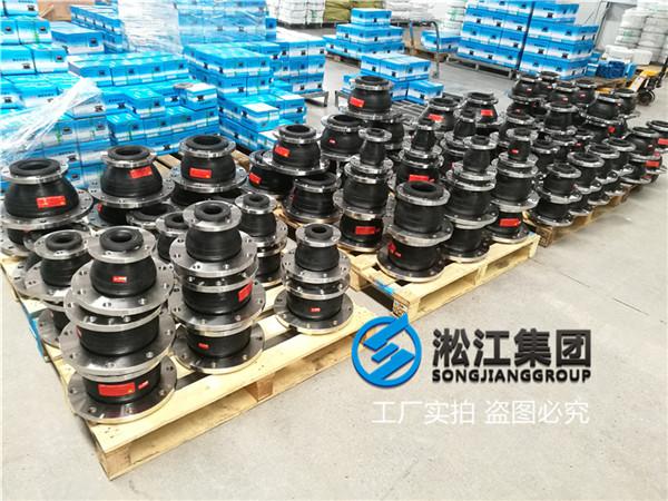 电厂循环水DN125*100橡胶伸缩节图片